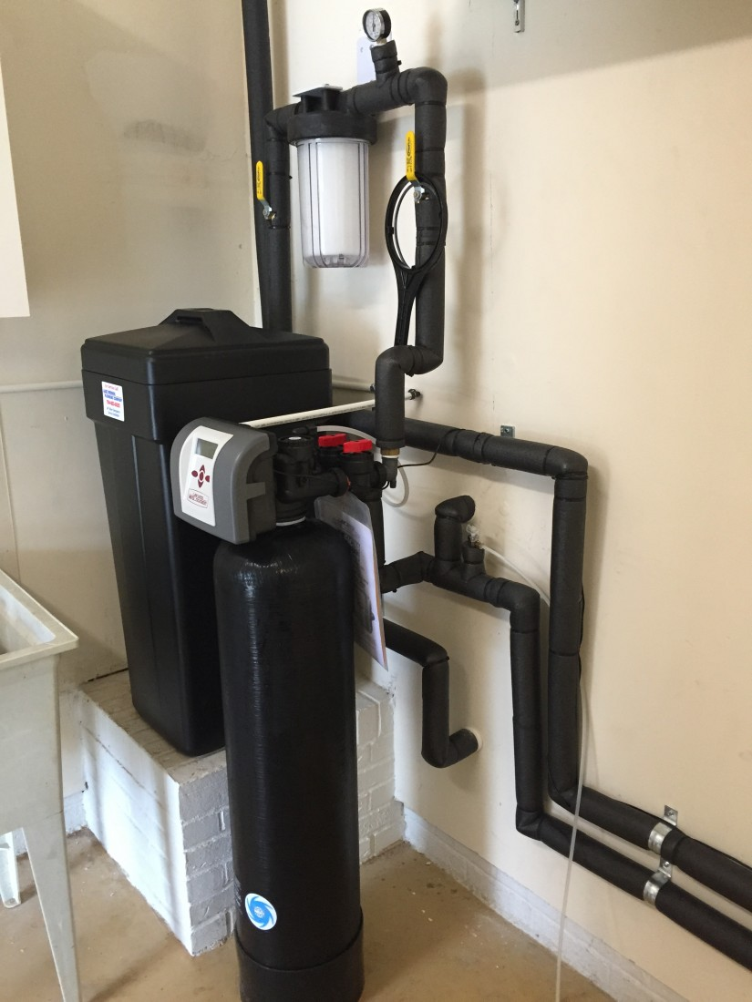 Water Softeners Mooresville NC - Treatment, Softening - Lake Norman Plumbing - water_sotener